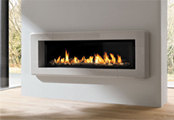 Omega Flames - solutions for gas & electric fireplace