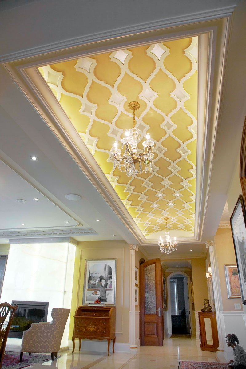 Magnificent Decorative Wall Molding Panels Elaboration - The Wall ...